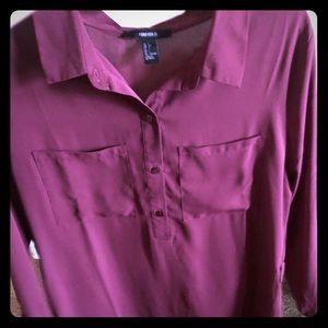 Shirt style dress